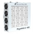 PhytoMAX-2 400 LED Grow Light Black Dog LED