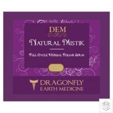 Natural Mistik Dragonfly Earth Medicine