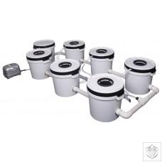 6 Pot Exodus ProFlow Hybrid System Exodus
