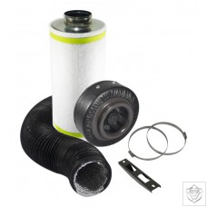 Fan, Filter and Combi Pro Ducting Kits