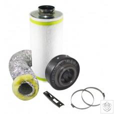 Fan, Filter and Fan, Acoustic Pro Ducting Kits