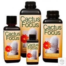Cactus Focus Growth Technology