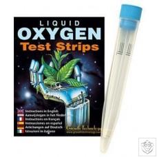 Liquid Oxygen Test Strips Kit Growth Technology