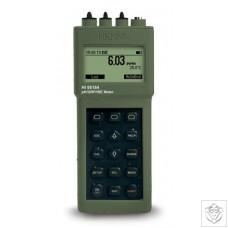 HI-98184 Waterproof pH/ORP/ISE Meter Hanna