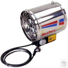 HotBox Levant Plus Fan Heater 1.8kW Hotbox