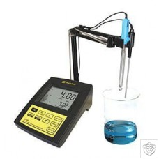 Mi160 pH / ORP / ISE / Temperature Laboratory Bench Meter Milwaukee