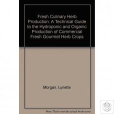 Fresh Culinary Herb Production N/A