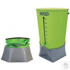Hugo 200L Collapsible Tank with Base N/A