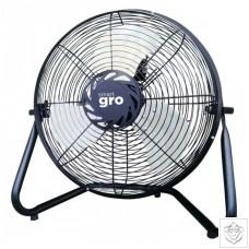 """Smartgro 12"""" Floor Fan"""