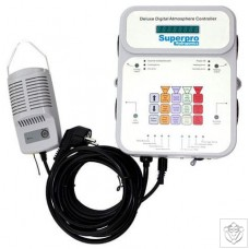 DDAC-1 Deluxe Digital Atmosphere / CO2 Controller Superpro
