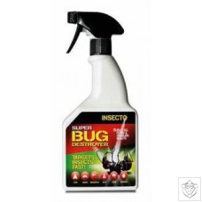 Super Bug Destroyer Insecto