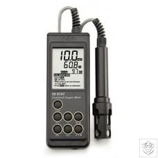 HI-9147-04 Dissolved Oxygen Meter