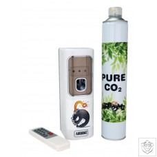 Airbomz CO₂ Dispenser with Light Sensor