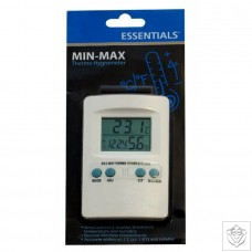 Digital Min-Max Thermo Hygrometer Essentials