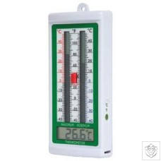 Max/Min Thermometer with Internal Sensor N/A