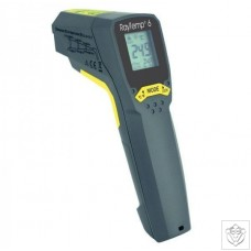 Raytemp 6 - Infrared Thermometer with 9 Dot Laser ETI