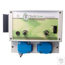 Day/Night Fan Controller TechGrow