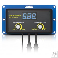 Digital Thermostatic Fan Controller & Balancer