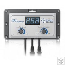 EC Temperature Speed Fan Controller Global Air Supplies