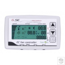 GSE EC LCD Controller for 2 Fans GSE