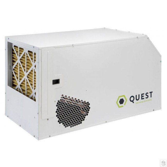 Why Is Dehumidification Important: Quest 155 Overhead Dehumidifier