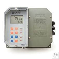 HI-23211-2 Industrial Grade EC Digital Wall Mounted Controller Hanna