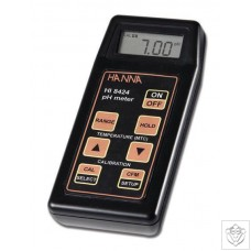 HI-8424N Handheld Water Resistant pH Meter Hanna