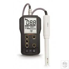 HI-9813-5N pH/EC/TDS/°C Portable Meter Hanna