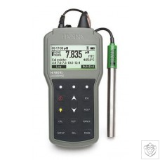 HI-98191 Professional Waterproof pH/ORP/ISE Meter Hanna