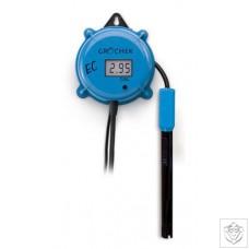 HI-983302N Gro'chek EC Meter, 0.00 to 9.99 mS/cm