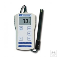 MW102 Standard Portable pH / Temperature Meter Milwaukee