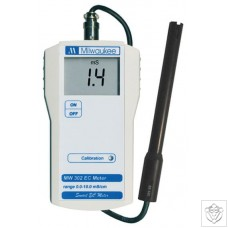 Portable EC Meter MW302 Milwaukee