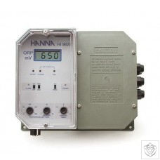 HI-9920-2 Wall Mounted ORP Controller with Proportional Dosage Hanna