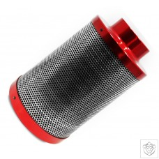 Red Scorpion 80mm Heavy Duty Carbon Filters Red Scorpion