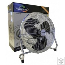 45cm Floor Fan Hurricane