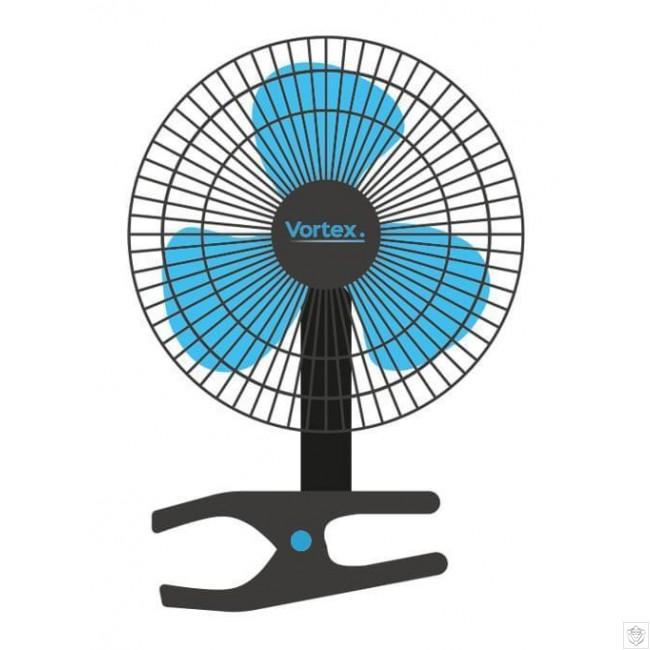 Vortex 6 Quot 2 Speed Clip Fan