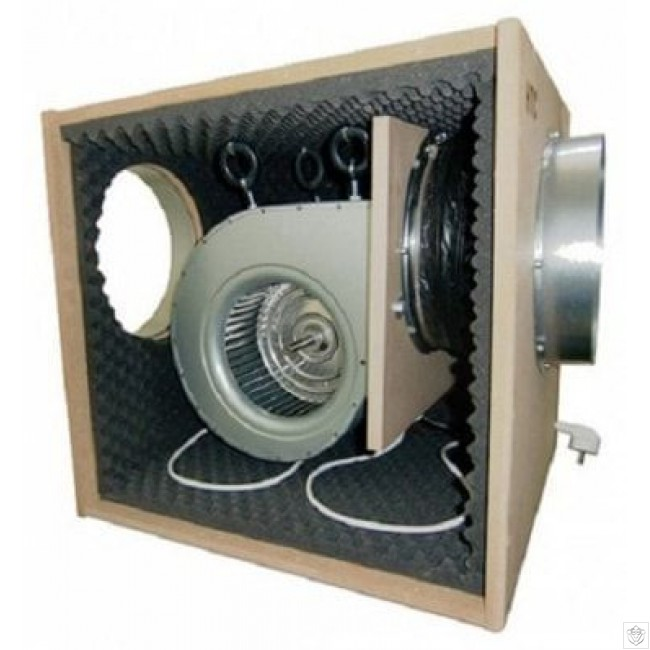 Acoustic Insulated Torin Soft Box Fans