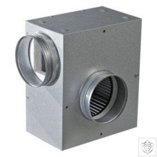 KSA-U Box Fan with Automatic Thermostatic Control Vents
