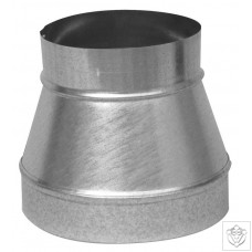 125mm to 100mm Duct Reducer N/A