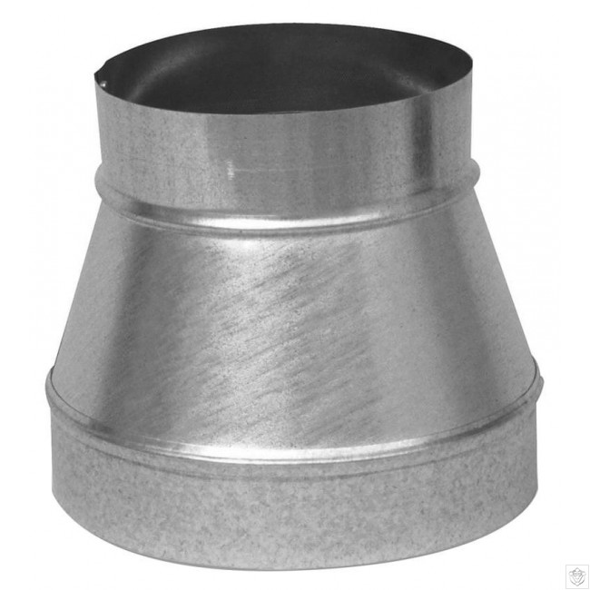 250mm /> 200mm Ducting Reducer