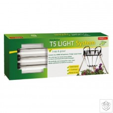 Complete 4 Tube T5 Light System ROOT!T