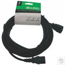 5m HID Extension Lead