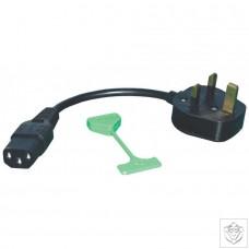 HID To CFL Converter Lead - UK Plug LUMii