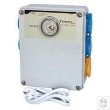Timer Box II 4x600W with Heating Socket GSE