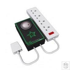 Powerstar Pro Contactor 3kw 4 Gang