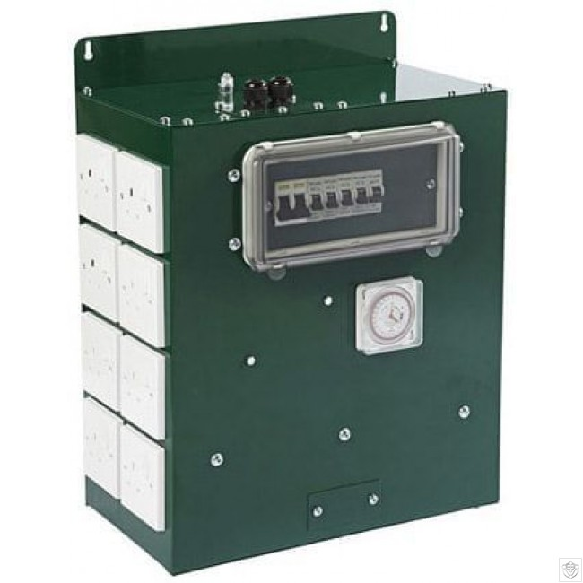 12 & 16 Light Commercial Contactor Units GreenPower