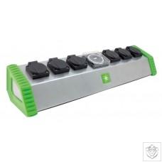 6 Socket Contactor Timer 26A LUMii