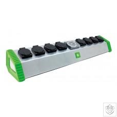 8 Socket Contactor Timer 26A LUMii