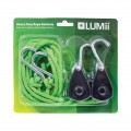 65kg LUMii Heavy Duty Rope Ratchet - Pack of 2 LUMii