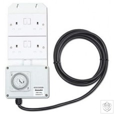 MaxiSwitch 20A 4 Way Contactor Internal Timer Maxigrow